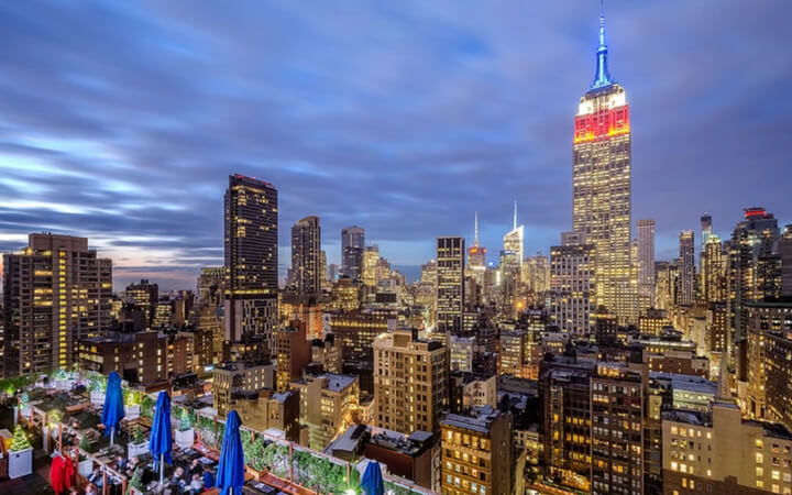 230 fifth rooftop bar event venue in nyc