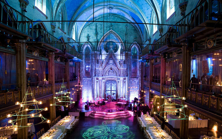 angel orensanz foundation for the arts event venue in nyc