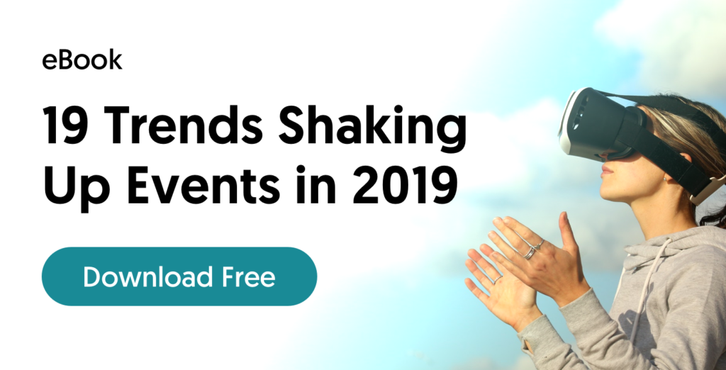 19 Trends Shacking Up Events in 2019