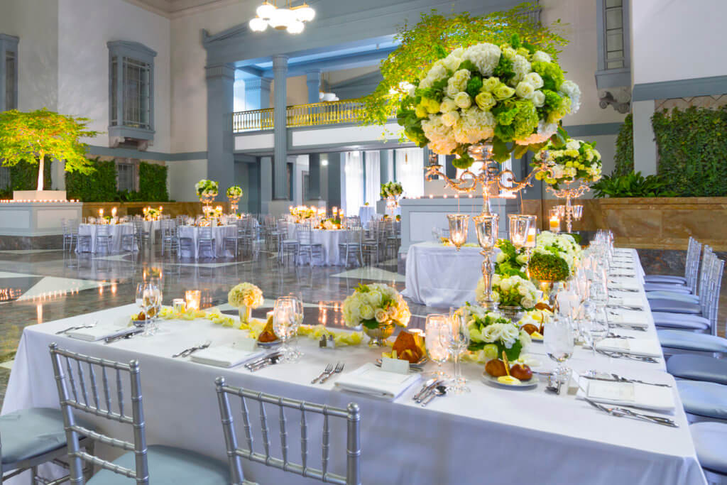 Seating chart for weddings made simple