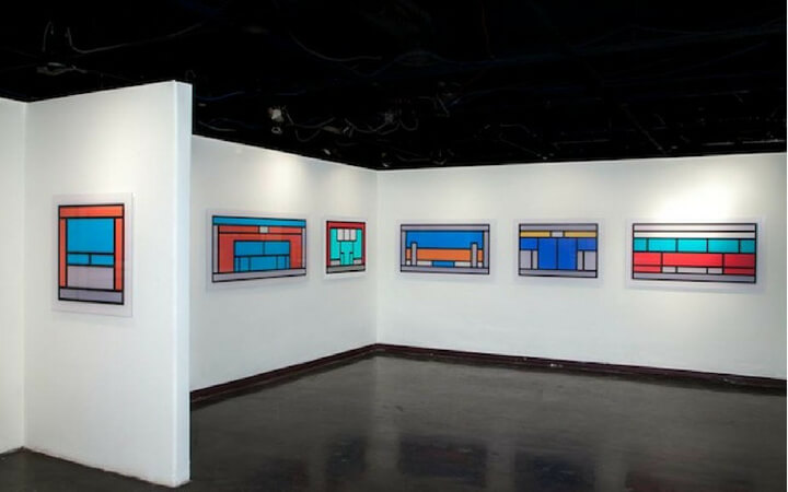 A unique gallery event space in phoenix