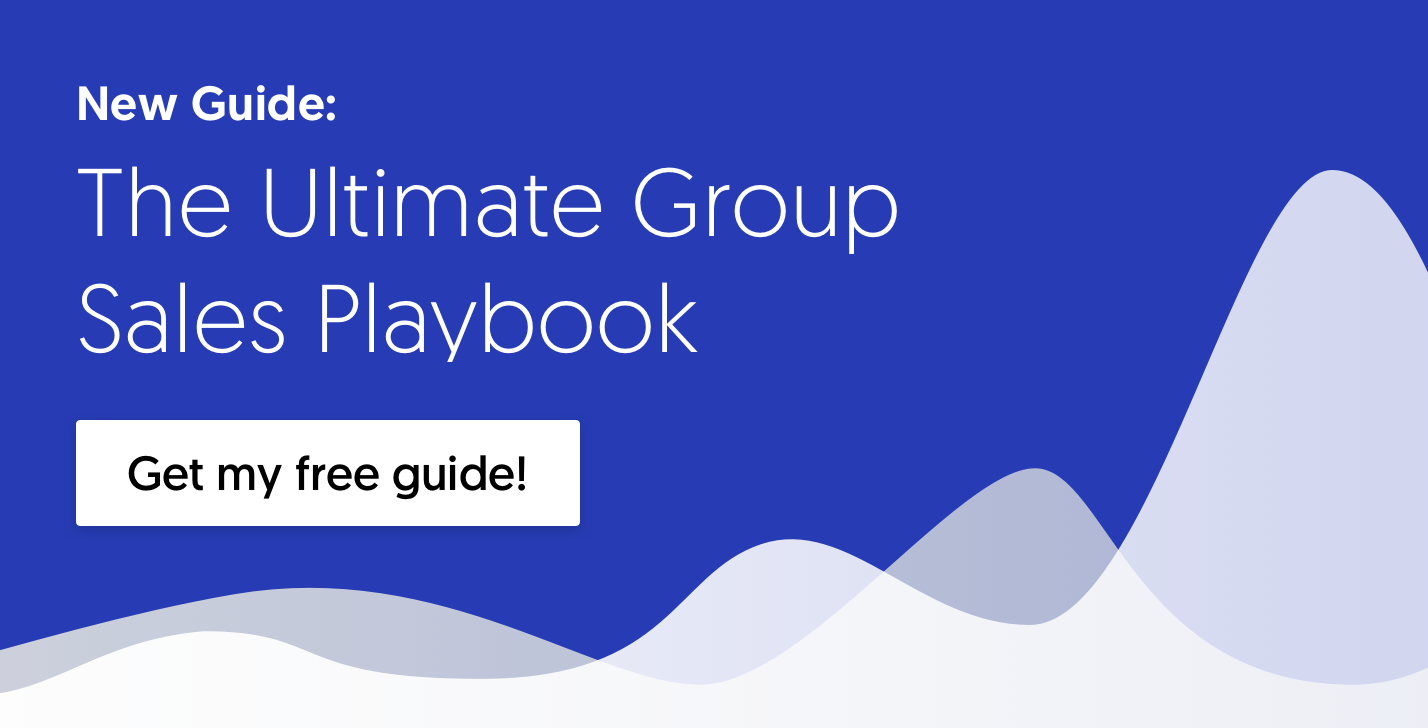 The Ultimate Group Sales Playbook